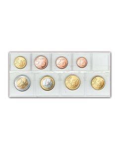 Folie pentru 1 set de monede EUR - Set de 10 bucati [0]