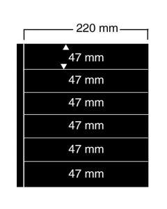 Folii transparente A4 cu 6 buzunare Compact - 10 buc [0]