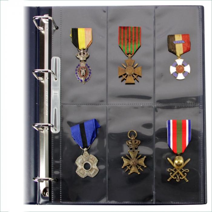 Folii transparente pentru medalii/decoratii [0]