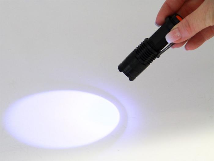Lanternă UV [1]