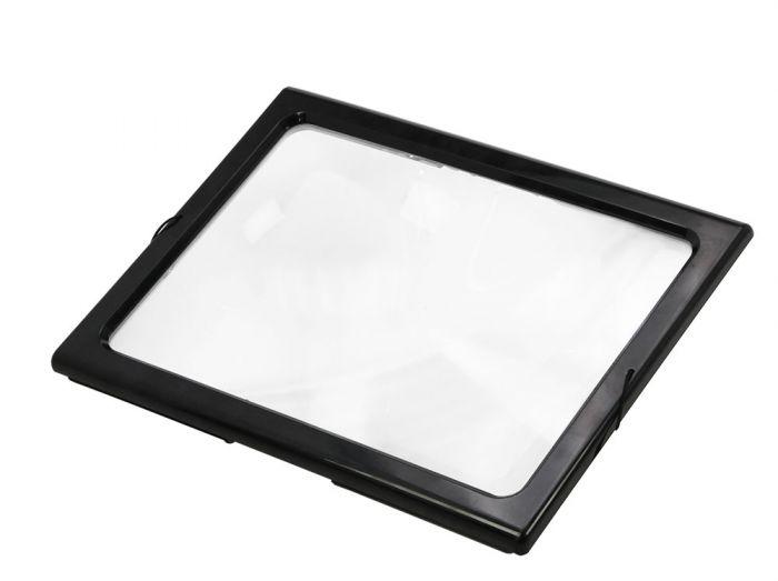 Lupa plata cu lumina LED tip masuta [1]