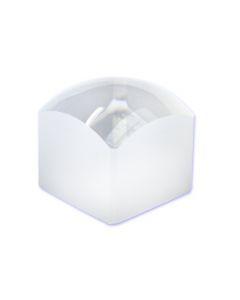 Lupa cub patrat  2.5x [0]