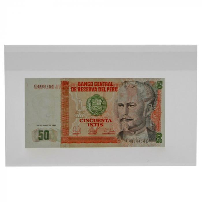 Plicuri transparente pentru bancnote - 205 x 125 mm [0]