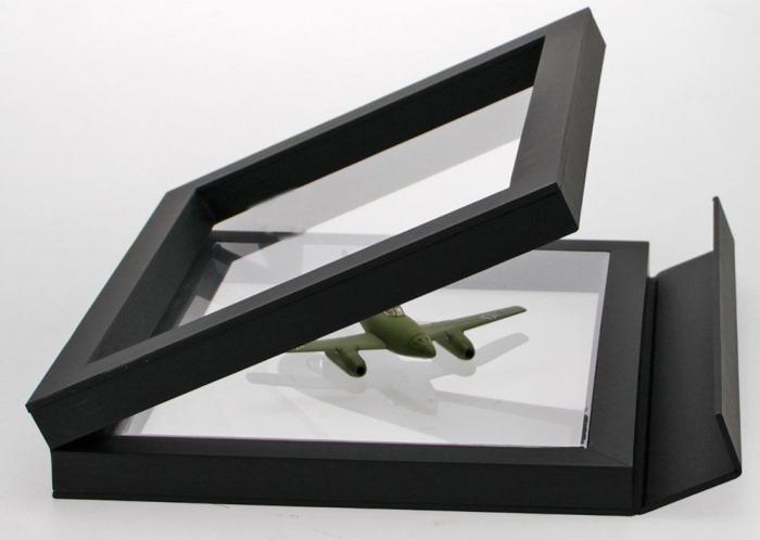 Rama cu membrana de silicon cu efect 3D - 230 x 180 mm (interior)-4510 [0]