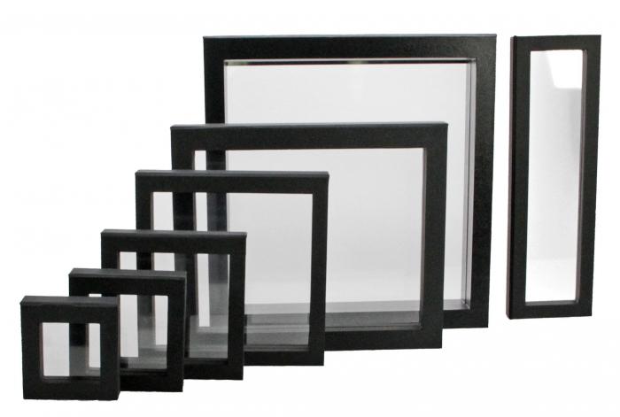 Rama cu membrana de silicon cu efect 3D - 70 x 70 mm (interior)-4504 [1]