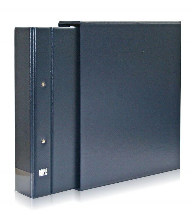 Etui, Caseta de protectie pentru Albumul Compact A4 - Albastru-489 [0]