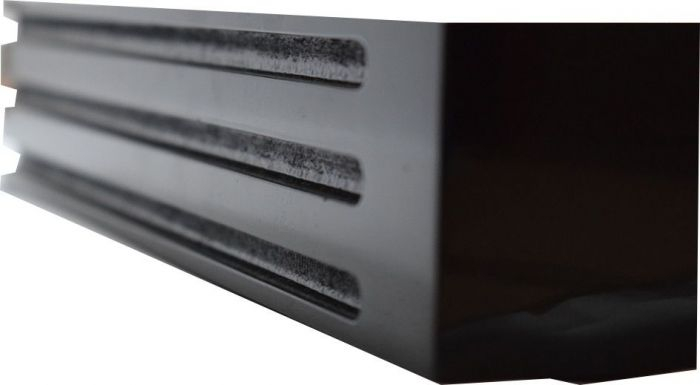 Sertar lemn, inaltime 49 mm, Black Lacquer, fara insertie albastra-5901-3 [1]
