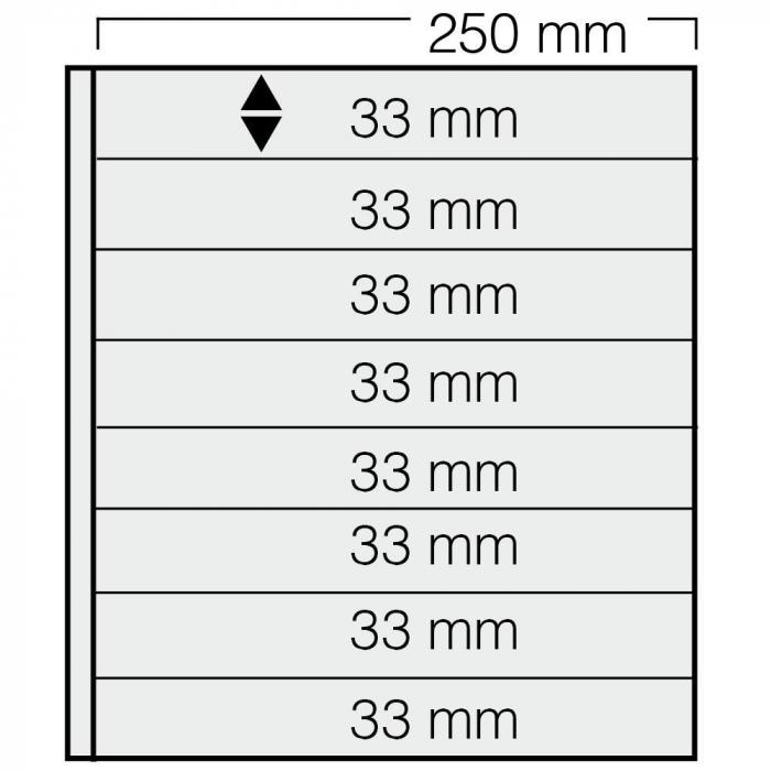 Set 5 folii de insertie Garant [0]