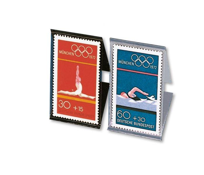 Straifuri pentru timbre, transparente - 200 x 23 mm (15 buc) - 623 [0]
