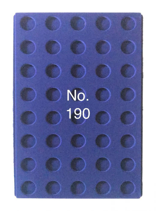 taav acoperita in catifea pentru valiza diamont [8]