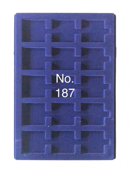 taav acoperita in catifea pentru valiza diamont 6