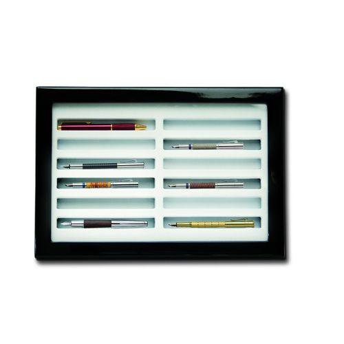 Vitrină din lemn pentru instrumente de scris - 5908 [1]