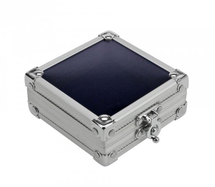 Vitrina aluminiu pentru decoratii militare, insigne de rever, pini-5871 [0]