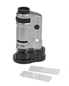 Microscop cu zoom 20x-40 x [0]
