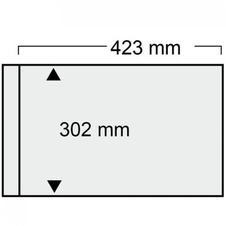 Folii transparente A3 cu 1, 2, 4 sau 8 buzunare0