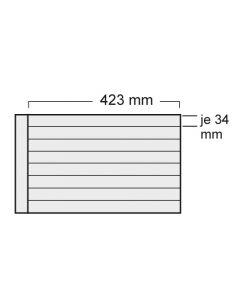 Folii transparente A3 cu 1, 2, 4 sau 8 buzunare3