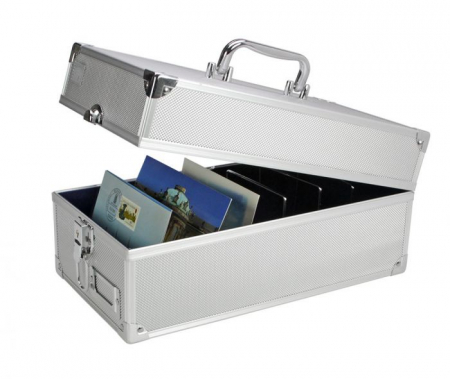 Valiza aluminiu cu maner 170x135x335 mm0