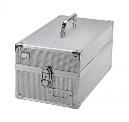 Valiza aluminiu cu maner 170x135x335 mm1