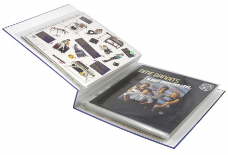 Album pentru discuri de vinil LPs [1]