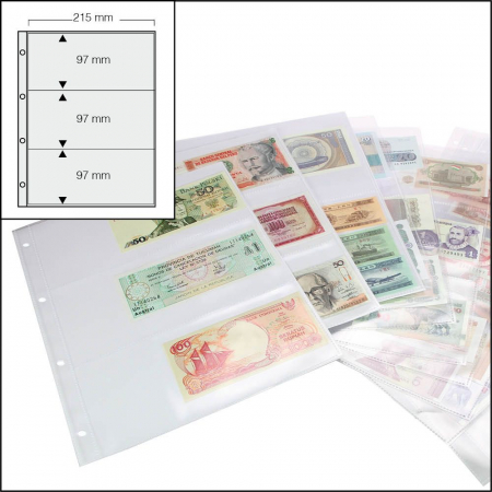 "Album pentru bancnote ""MAXI""1"