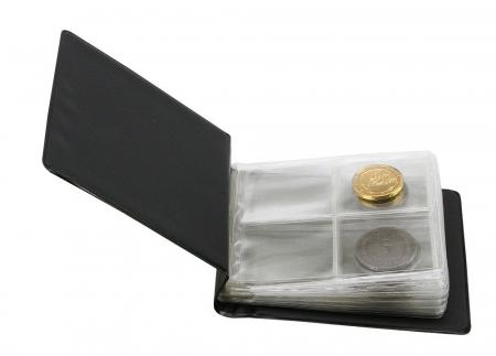 Album de buzunar pentru 40 monede de 40 mm [2]