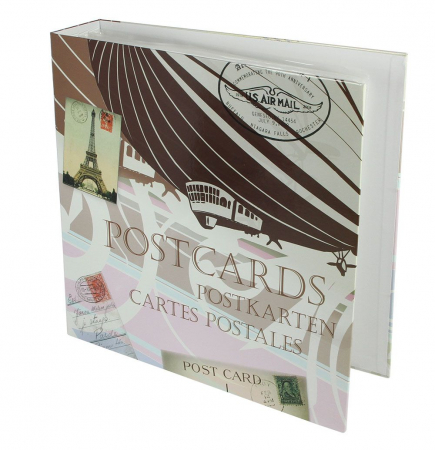 Album pentru 600 carti postale - Retro BIG-6037 [2]
