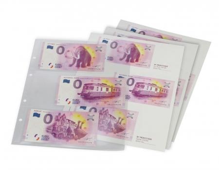Album pentru bancnote de 0 Euro Germania - 2016/17 [1]