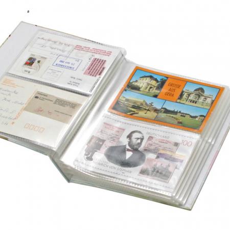 Album pentru carti postale - Retro-6007 [1]
