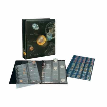 Album pentru monede cu diametru de pana la 44 mm - ART-Line-7383 [0]