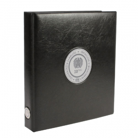 Album Premium pentru monede de 10 euro Bundesrepublik Deutschland - Air Moves-7416 [0]