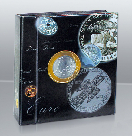 Album TOPset pentru seturi de monede euro2