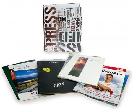 Clasor pentru reviste format A4 [2]