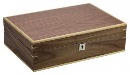 Cutie din lemn Aalborg pentru 10 ceasuri de mana-3021 [1]