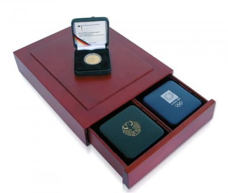 Cutie din lemn, Nova Exquisite, cu compartimente reglabile pentru pietre, minerale, figurine, bijuteri, coin slabs, NCG, PCGS-6880 [2]