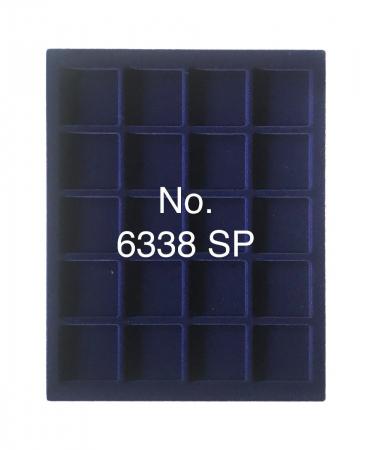 Cutie din piele pentru 20 x 38mm monede - NOVA deLuxe1