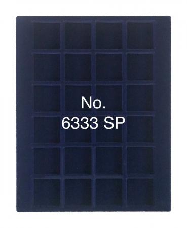 Cutie din piele pentru 24 x 33mm monede - NOVA deLuxe1