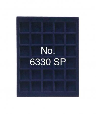 Cutie din piele pentru 30 x 30mm monede - NOVA deLuxe1