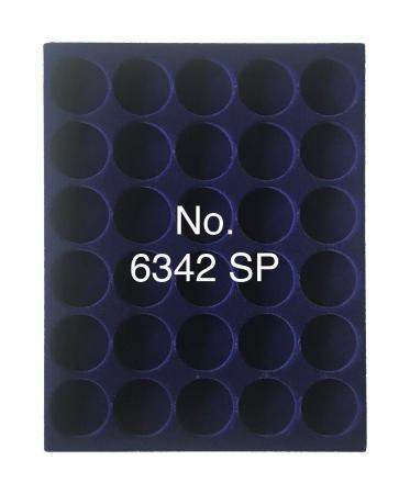 Cutie din piele pentru 30 x 33.5mm monede - NOVA deLuxe1