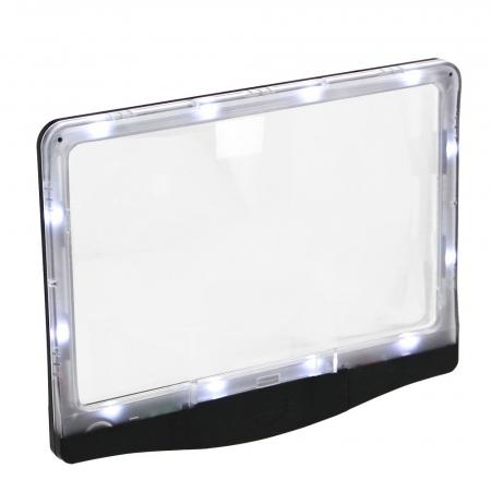 Lupa profesionala cu lumina LED [1]