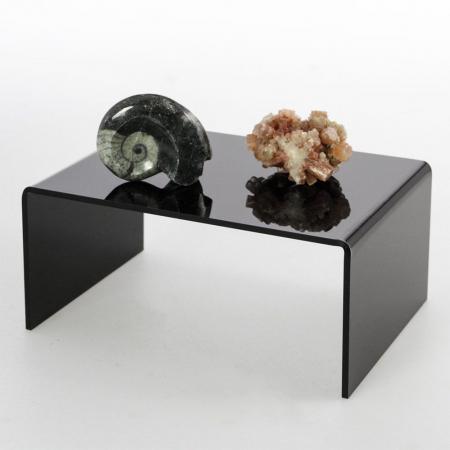 Pod de prezentare, sticla acrilica neagra 175 x 360 x 200 mm-5293-5 [4]