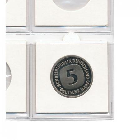 25 Rame capsabile pentru monede de Ø15 - 39.5mm1
