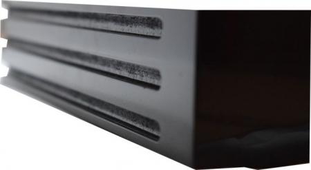 Sertar lemn inaltime 49 mm, Black Lacquer, pentru 40 monede de 30 mm-5903-3 [1]