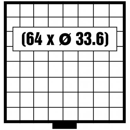 Tava monede, Maxi, 64 x 33,6 mm-6608 [0]