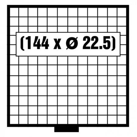 Tava monede, Maxi, 144 x 22,5 mm-6612 [0]