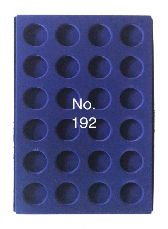 Tavi in catifea albastra pentru valize - 327 x 227 mm10