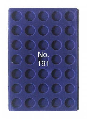 Tavi in catifea albastra pentru valize - 327 x 227 mm9