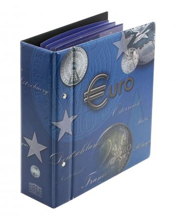TOPset, Album pentru monede de 10 Euro Comemorative Germane cu 7 Folii Blister-7310 [1]