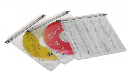 Cutie acrilica pentru 80 CD DVD Blue Ray-171-blue [1]