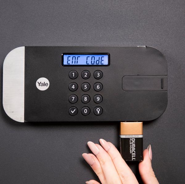 Seif YSEM 520 EG1 inchidere electronica 2