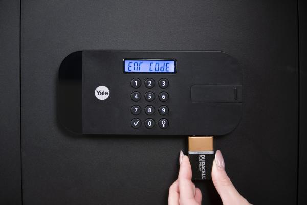 Seif YSEB 200 EB1 inchidere electronica [1]